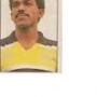 Jogador Gilmar Madeira